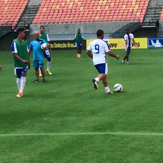 Selección Dominicana entrena en Manaus Brasil