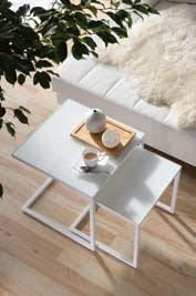 mesa de centro habitat