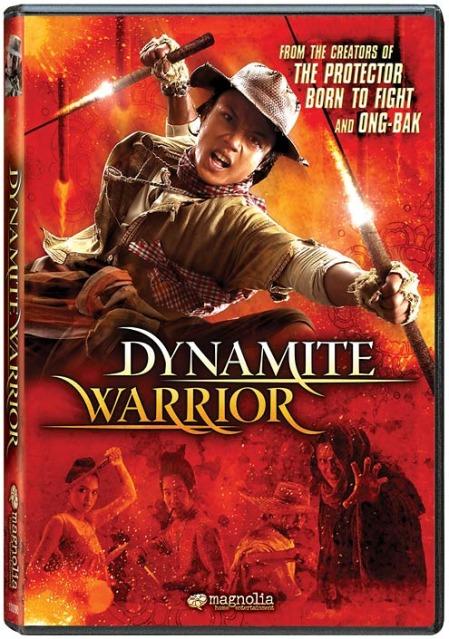 Dynamite Warrior 2006 Hindi Dual Audio WEBRip 800mb
