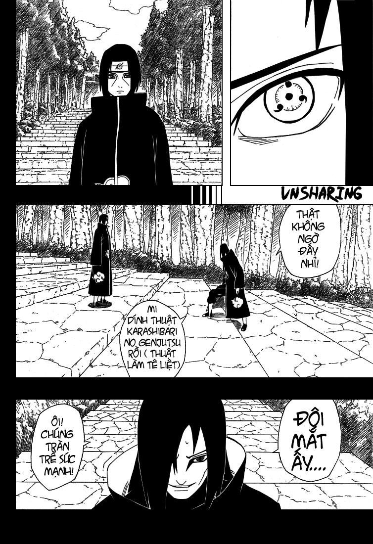 Naruto chap 345 Trang 9 - Mangak.info