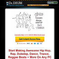 Dr. Drum - Digital Beat Making Software