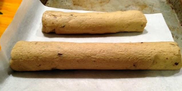Butterscotch refrigerator cookie recipe
