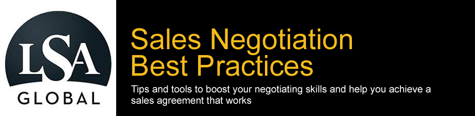 Sales Negotiation Training Best Practices