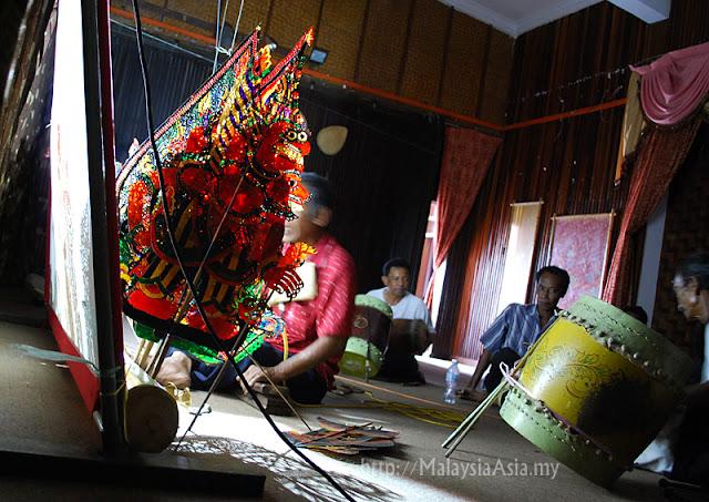 Wayang Kulit Photo