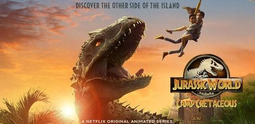 Série de Jurassic World ganha trailer