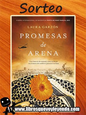 Sorteo Promesas de arena