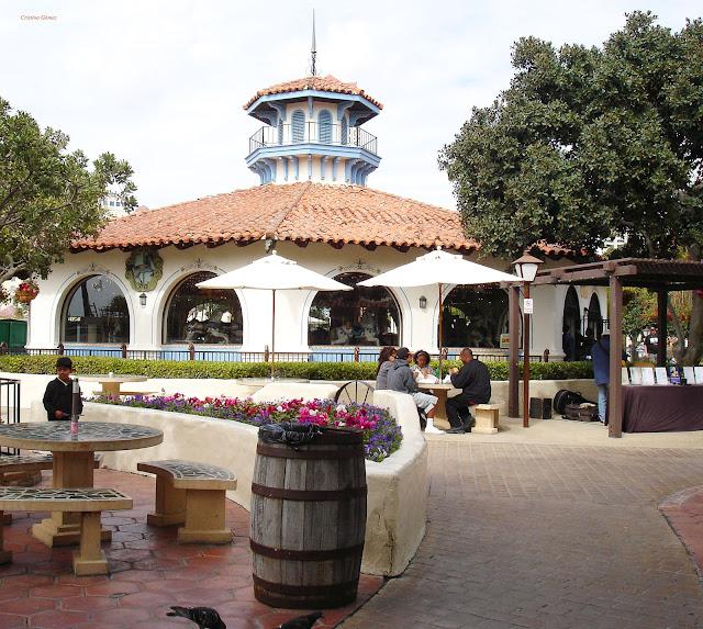 seaport village san diego california