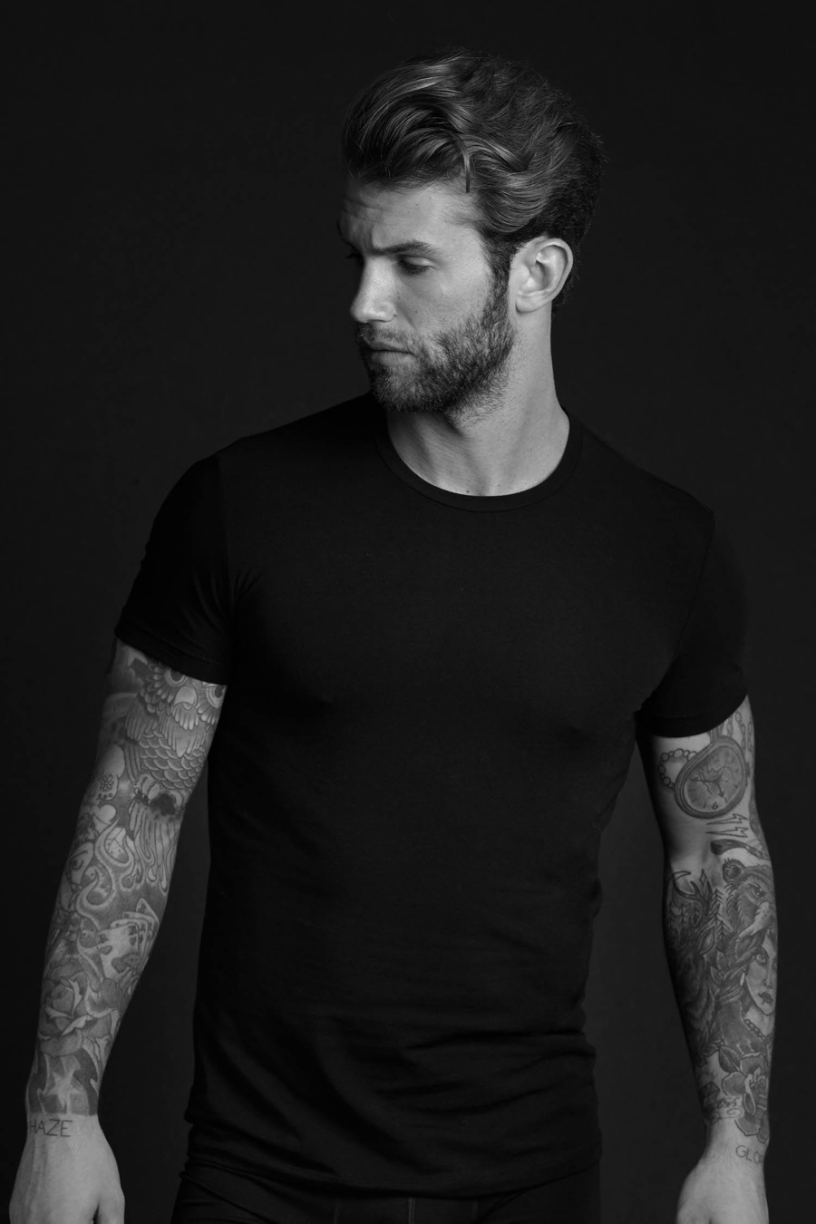 André Hamann andré hamann for tezenis kult models