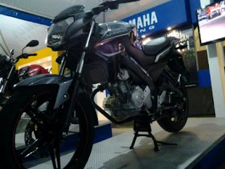 Yamaha New Vixion Lightning