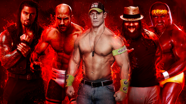 Wwe 2k15 Community Creations Pc Cracked. Martillo formed Sticotti entender Calle