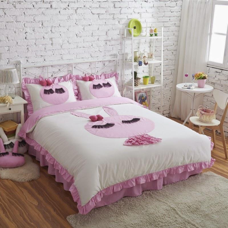 Membuat Duvet (Comforter) Cover Indah