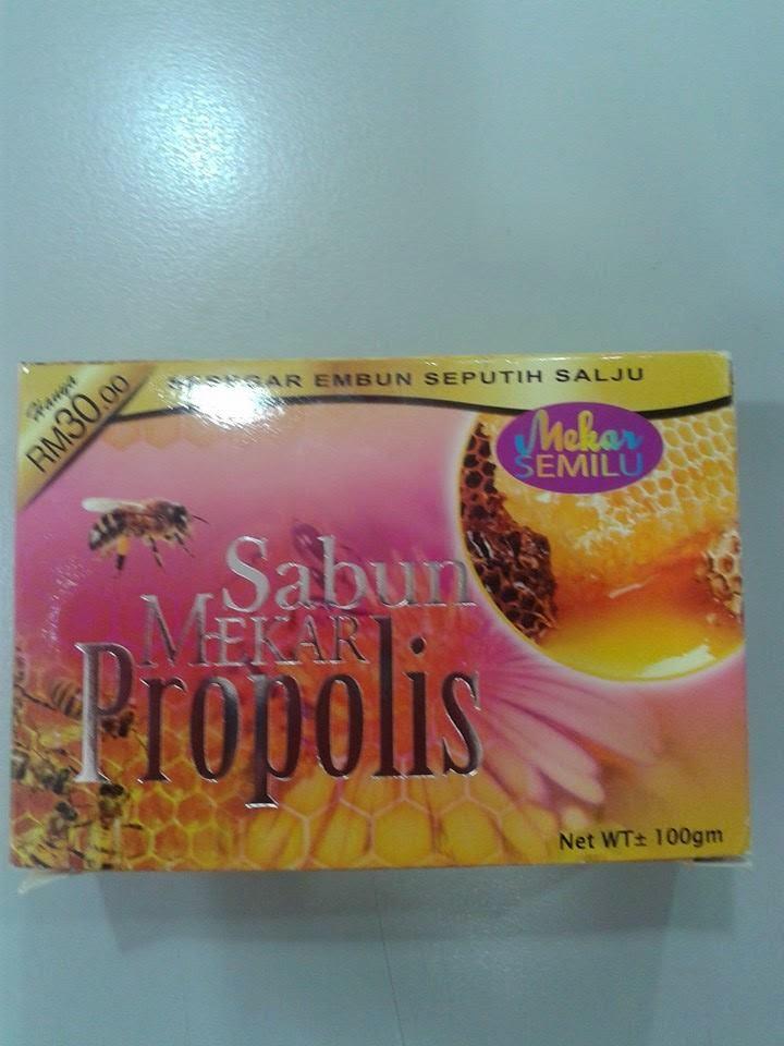 sabun propolis mekar semilu