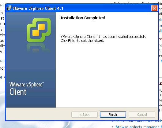 HOW TO: Install and Configure VMware vSphere Hypervisor