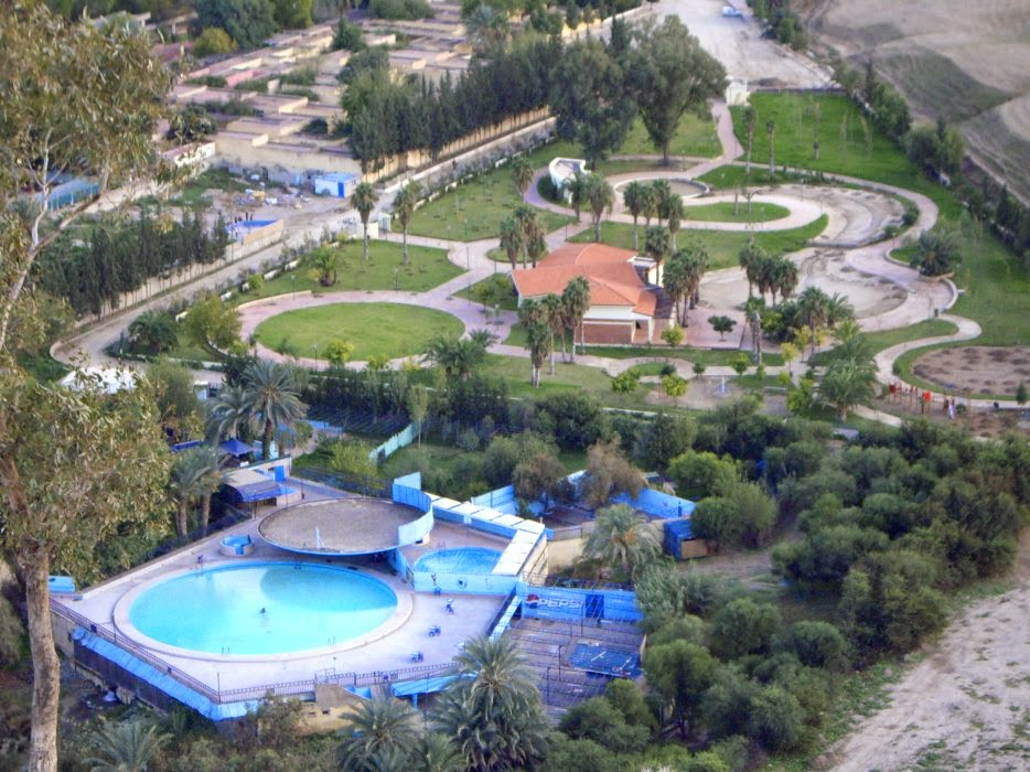 Hidden Architecture Thermal Vals Sidi Harazem