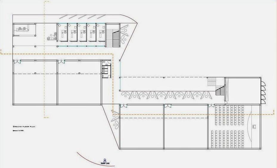 Dab510 2014 Architectural Design 5 Qut