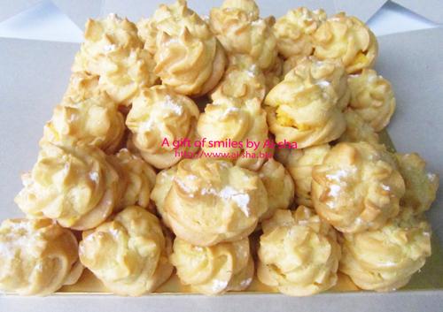 Cream puff Aisha Puchong Jaya