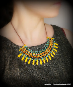 Etno Bib Necklace