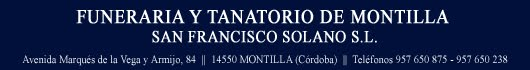 FUNERARIA TANATORIO SAN FRANCISCO SOLANO