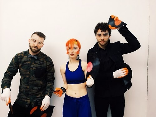"Paramore ""Ain't It Fun"" Video"