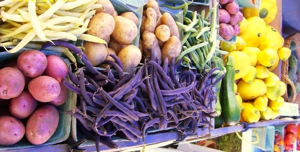 Fresh Local Vegetables Available at The Perth Farmers Market