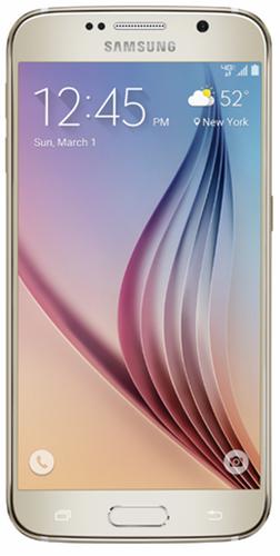 Samsung Galaxy S6 Varian Emas Mulai Dirilis ke Pasar