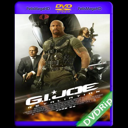 GI JOE 2, LA VENGANZA (2013) DVDRIP CASTELLANO