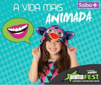 Animafest: A loja com maior variedade de Fantasias do Brasil