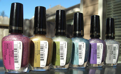 milani 3d holographic polishes