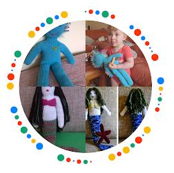 Плетени кукли