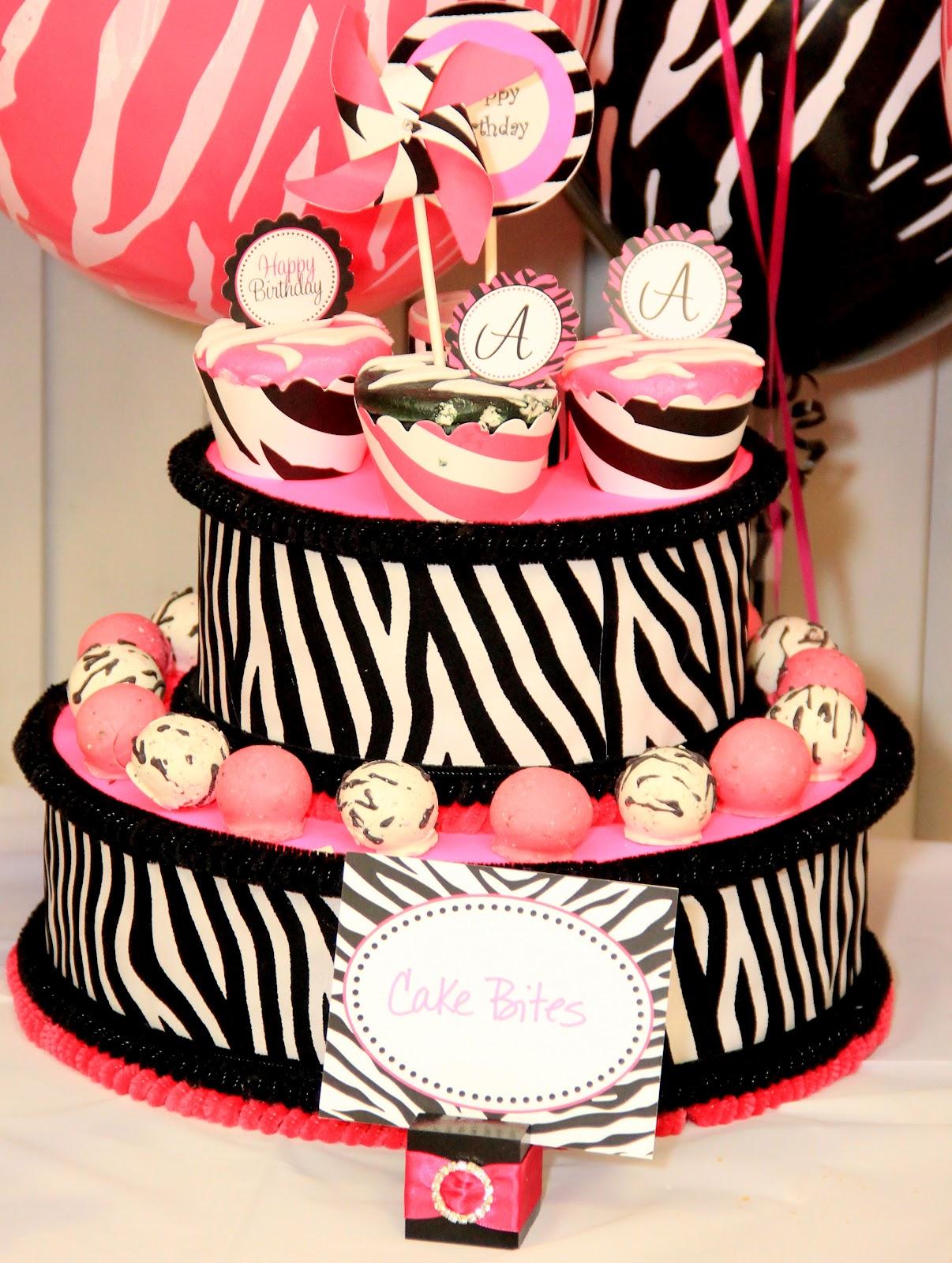 Cake Art Affair : the momAHOLIC {diaries}: An Oh-So-Glamorous Birthday Affair