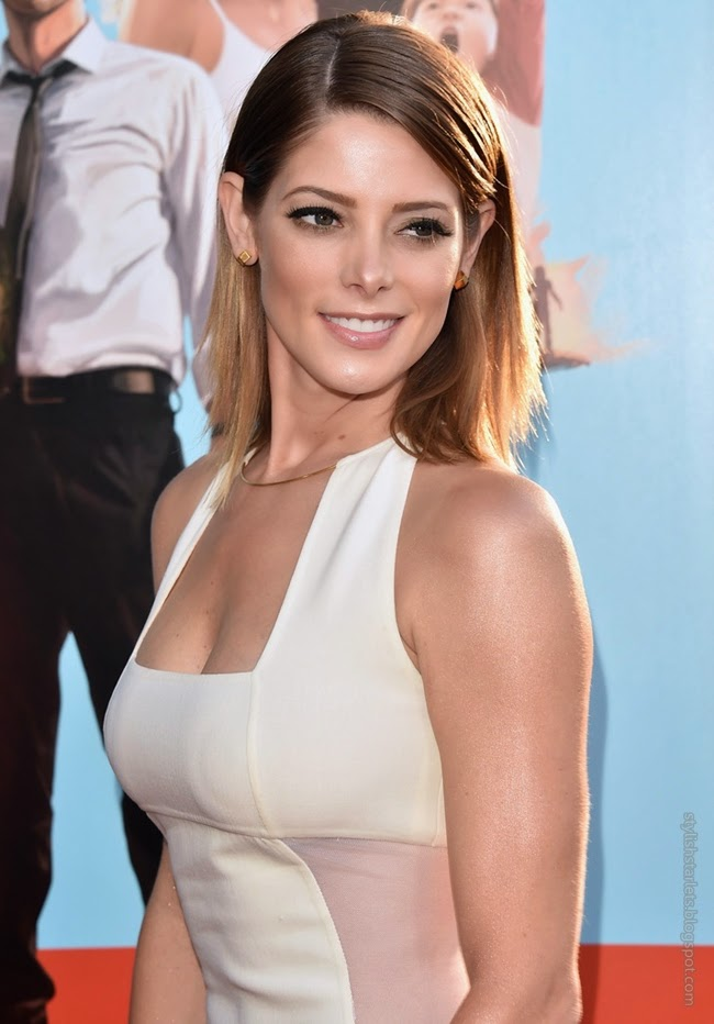 Ashley Greene White Hot Stylish Starlets