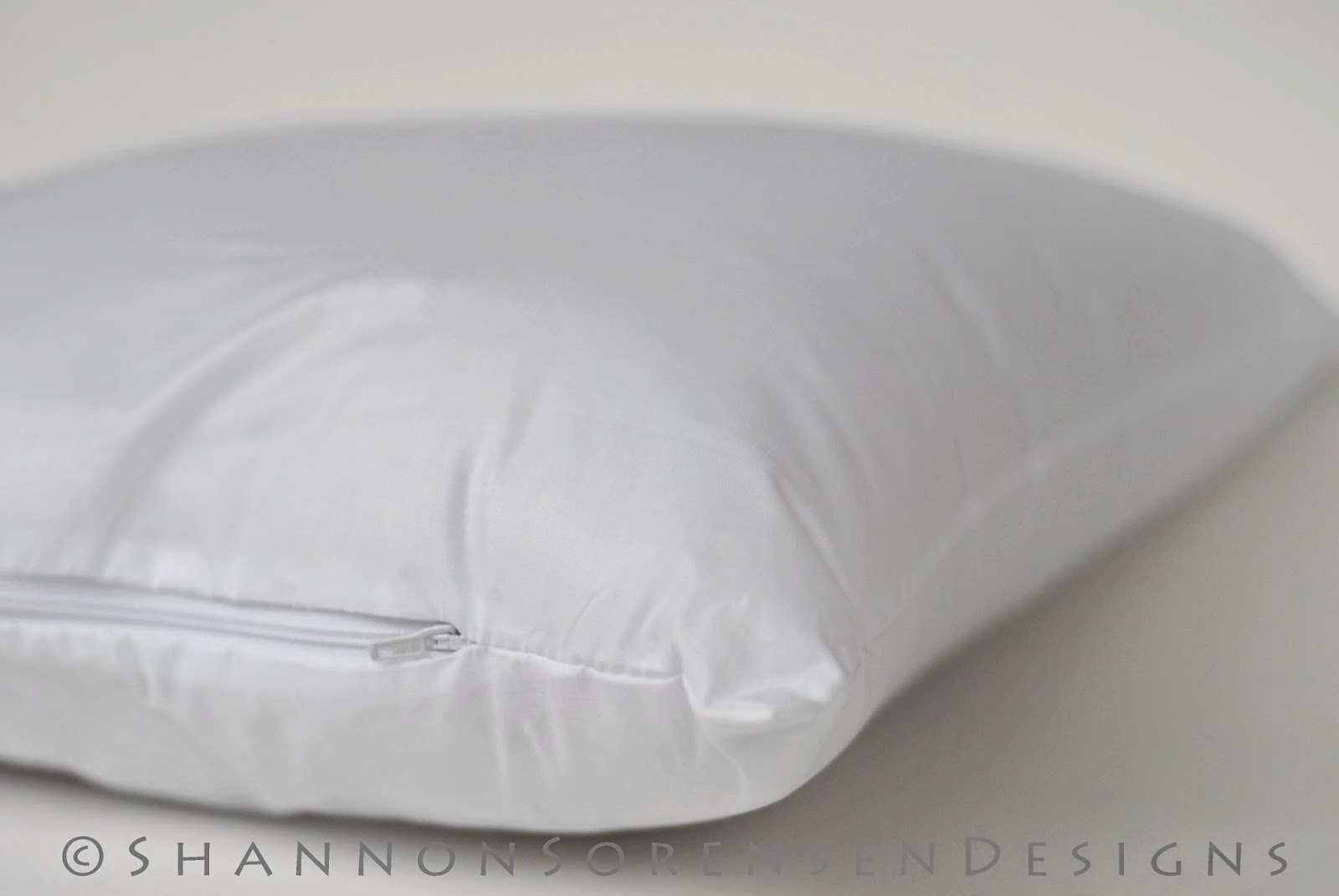 cheap, low priced pillow inserts, pillow forms, polyfill