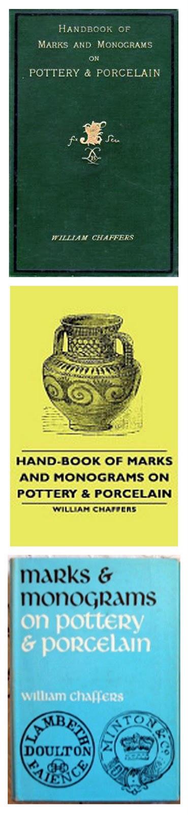 Memoria de arcilla marcas y monogramas en la cer mica libro for Libro in ceramica
