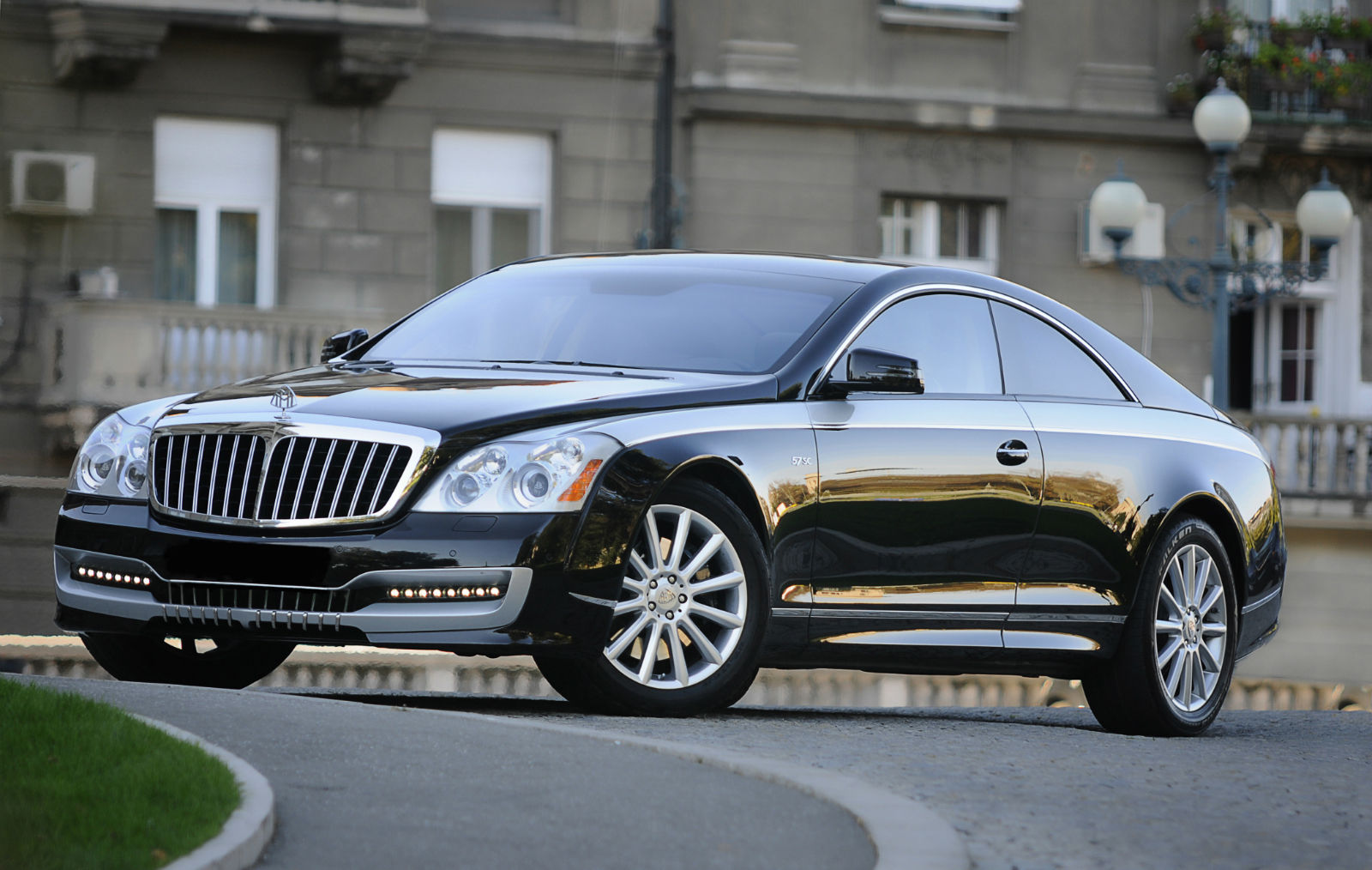 maybach 57 s coupe reborn by austrian coachbuilder