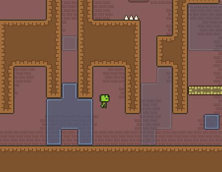 Jogos de plataforma, pixel, puzzle: Geenie 2
