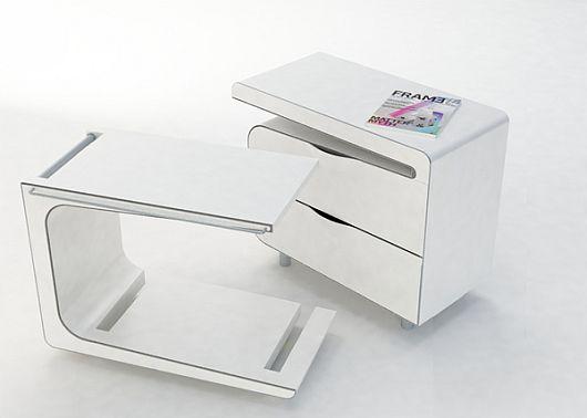 Multinotas: Diseño Moderno de Mesas de Noche