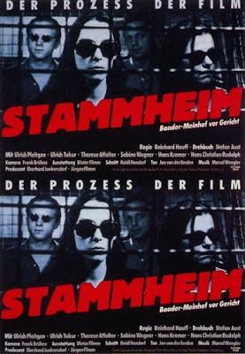 """""""'Stammheim, El Proceso', pelicula sobre el juicio contra los dirigentes de la RAF"""" - publicado en el blog LA ESPINA ROJA Stammheim1986"""
