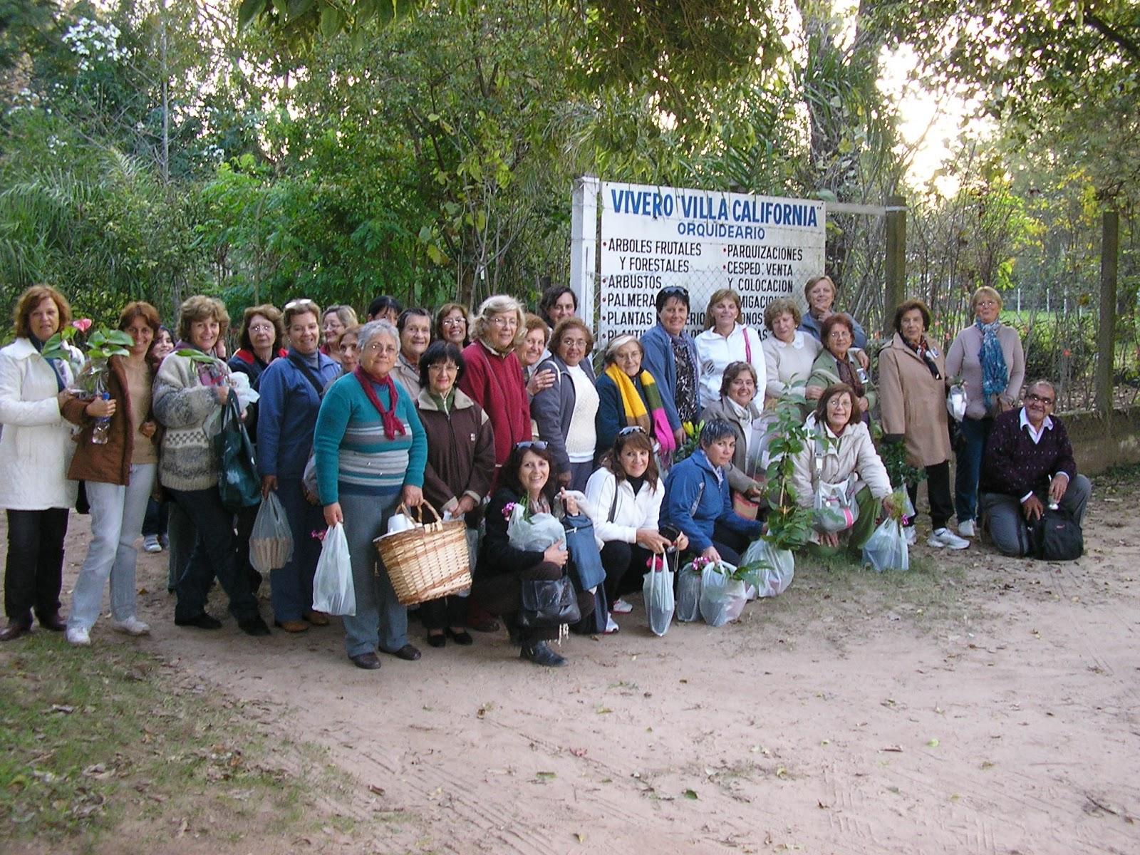 Asociaci n de amigos del jard n santa fe for Amigos del jardin