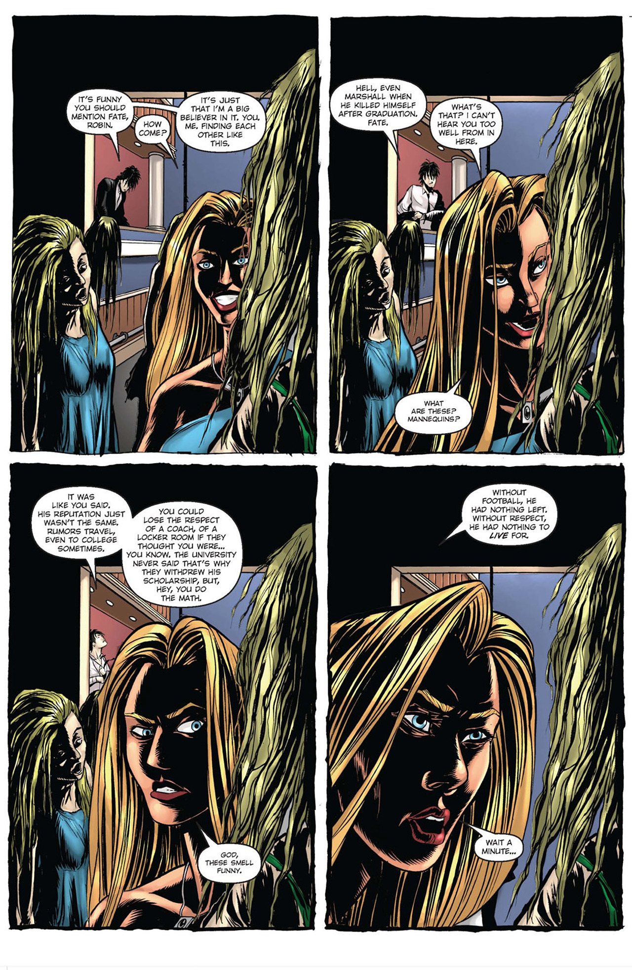 Grimm Fairy Tales (2005) Issue #28 #31 - English 23
