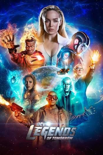 DCs Legends of Tomorrow 3ª Temporada Torrent – WEB-DL 720p/1080p Dual Áudio