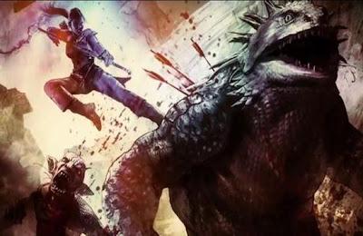 Phim Đánh Rồng Đòi Tim - Dragon's Dogma 3D 2012 [Vietsub] Online