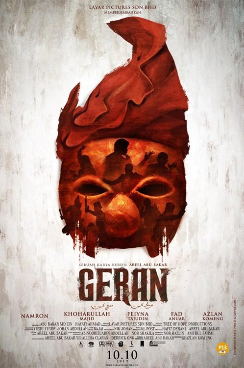 10 OKT 2019 :GERAN ( Malay)