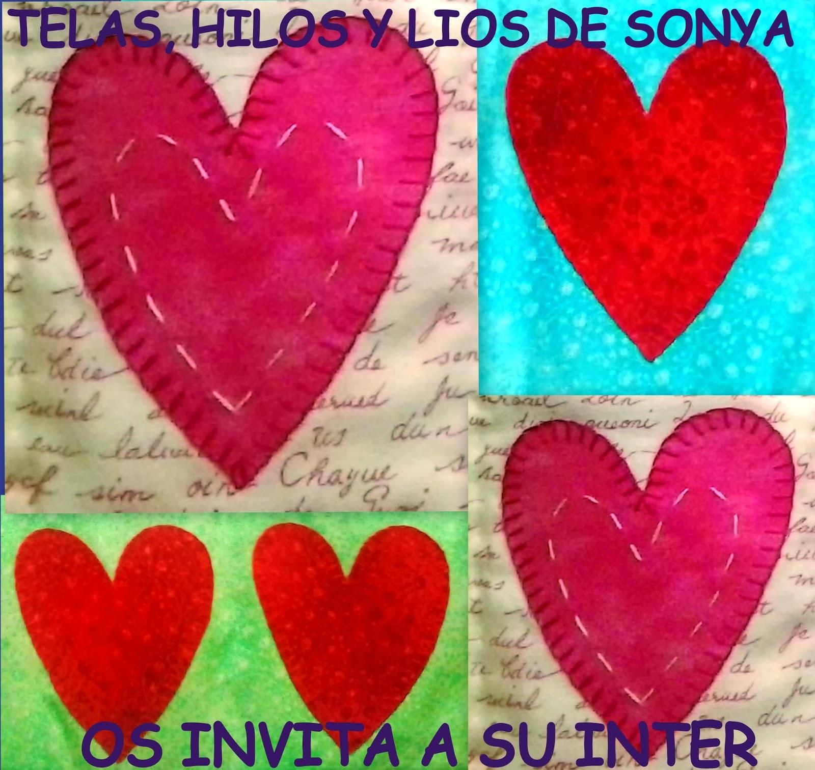 Inter de Telas, hilos y Lios de Sonya