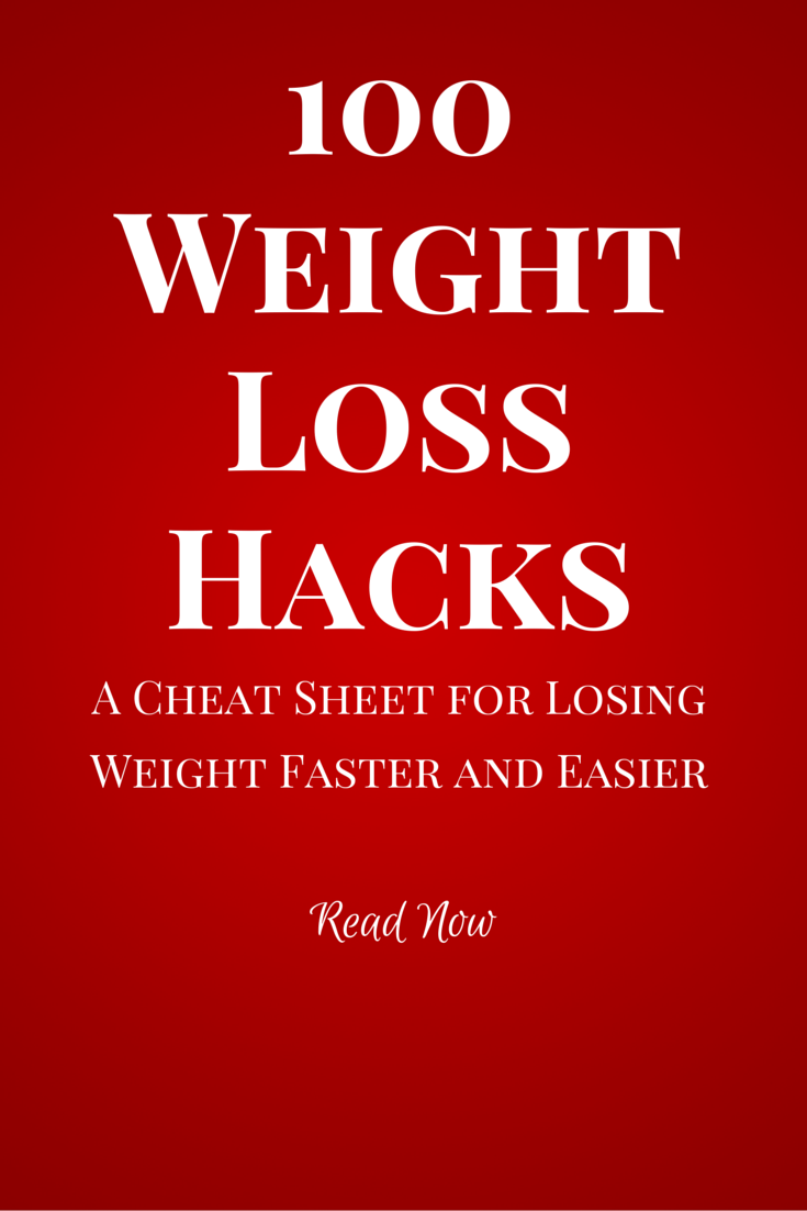 100 tips to lose weight fast