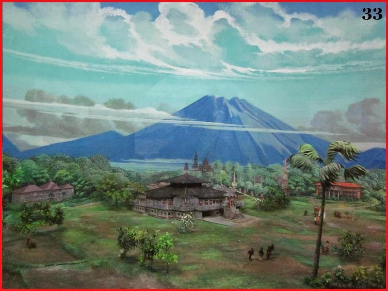 Diorama ke 33 Di Museum Bajra Sandi
