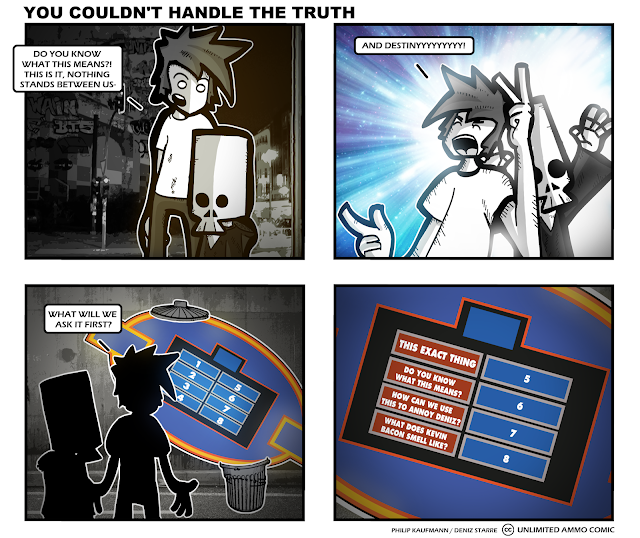 Family Feud Board Comic