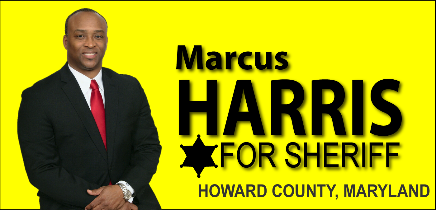 Marcus Harris for Howard County Sheriff