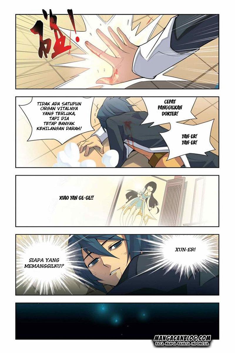 Battle Through Heaven Chapter 02-21