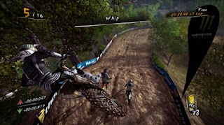 Screenshot MUD FIM motocross world championship 1