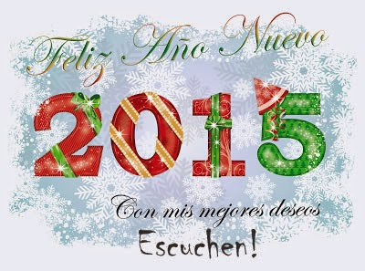 Feliz 2015. Forever Young - Audra Mae